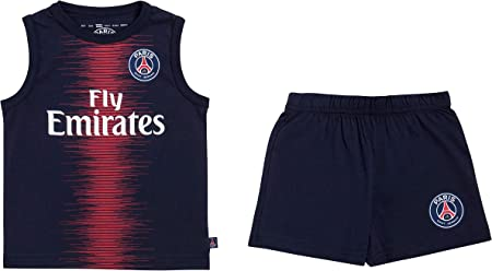 short Official Collection PARIS SAINT GERMAIN PSG Baby set T-shirt