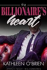 The Billionaire's Heart (Amalfi Night Billionaires Book 4) Kindle Edition