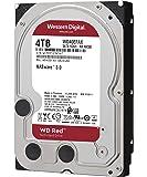"Western Digital 4TB WD Red NAS Internal Hard Drive - 5400 RPM Class, SATA 6 Gb/s, SMR, 256MB Cache, 3.5"" - WD40EFAX"