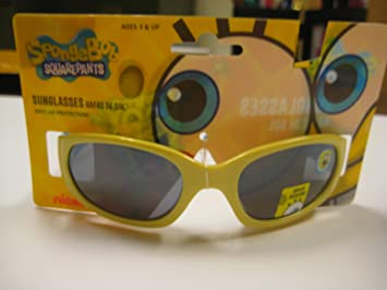 Amazon.com: Spongebob Squarepants Childrens – Gafas de sol ...