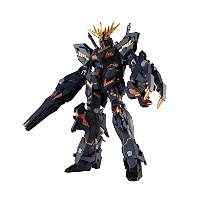 TAMASHII NATIONS Rx-0 Unicorn Gundam Unit 02 Banshee Mobile Suit Gundam UC, Multi: Toys & Games