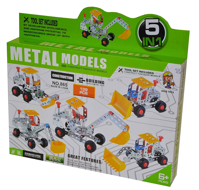 every Costruzione Metallo 5 Macchine