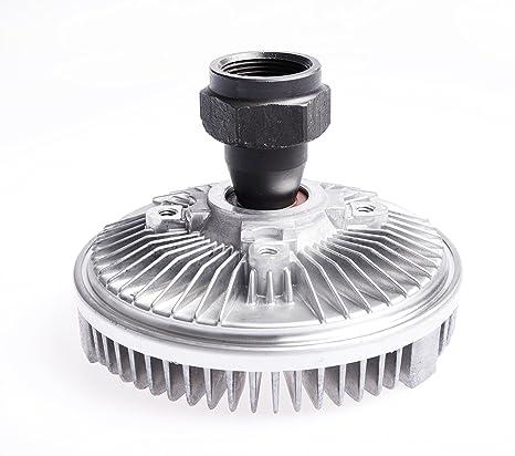 Amazon.com: Mechapro 2836 Premium Cooling Fan Clutch for Ford Super Duty E350 E450 E550 Excursion Econoline F150 F250 F350 F450 6.8L: Automotive