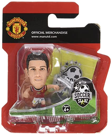 fae409840 Image Unavailable. Image not available for. Color  Soccer Starz - Man Utd  Robin Van Persie - Home Kit (2015 Version)