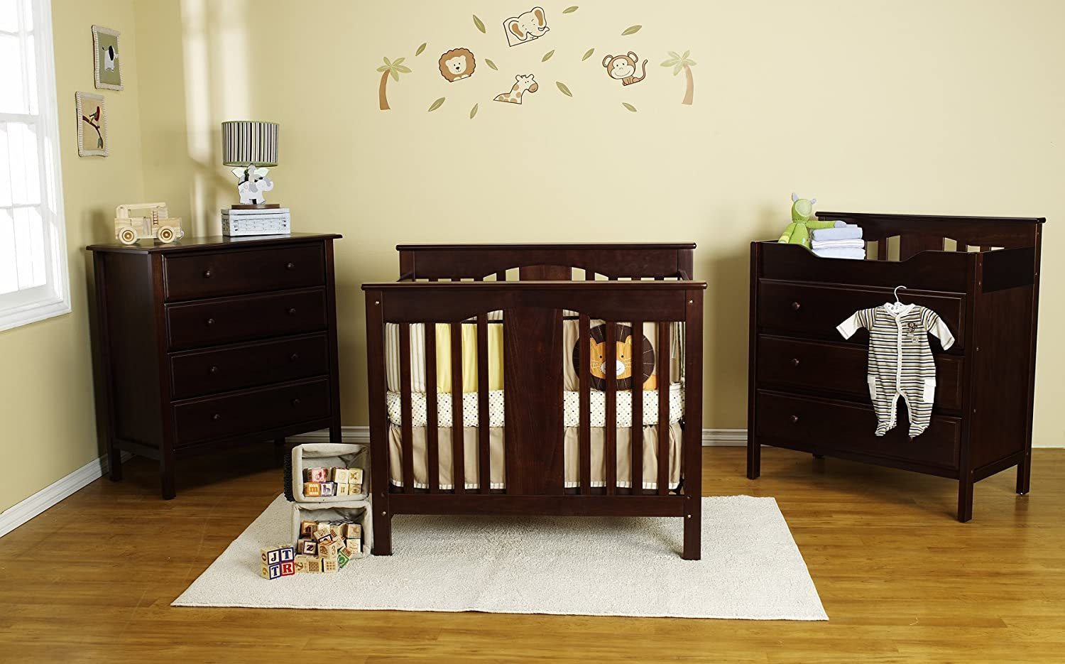 davinci annabelle 2 in 1 mini crib and bed
