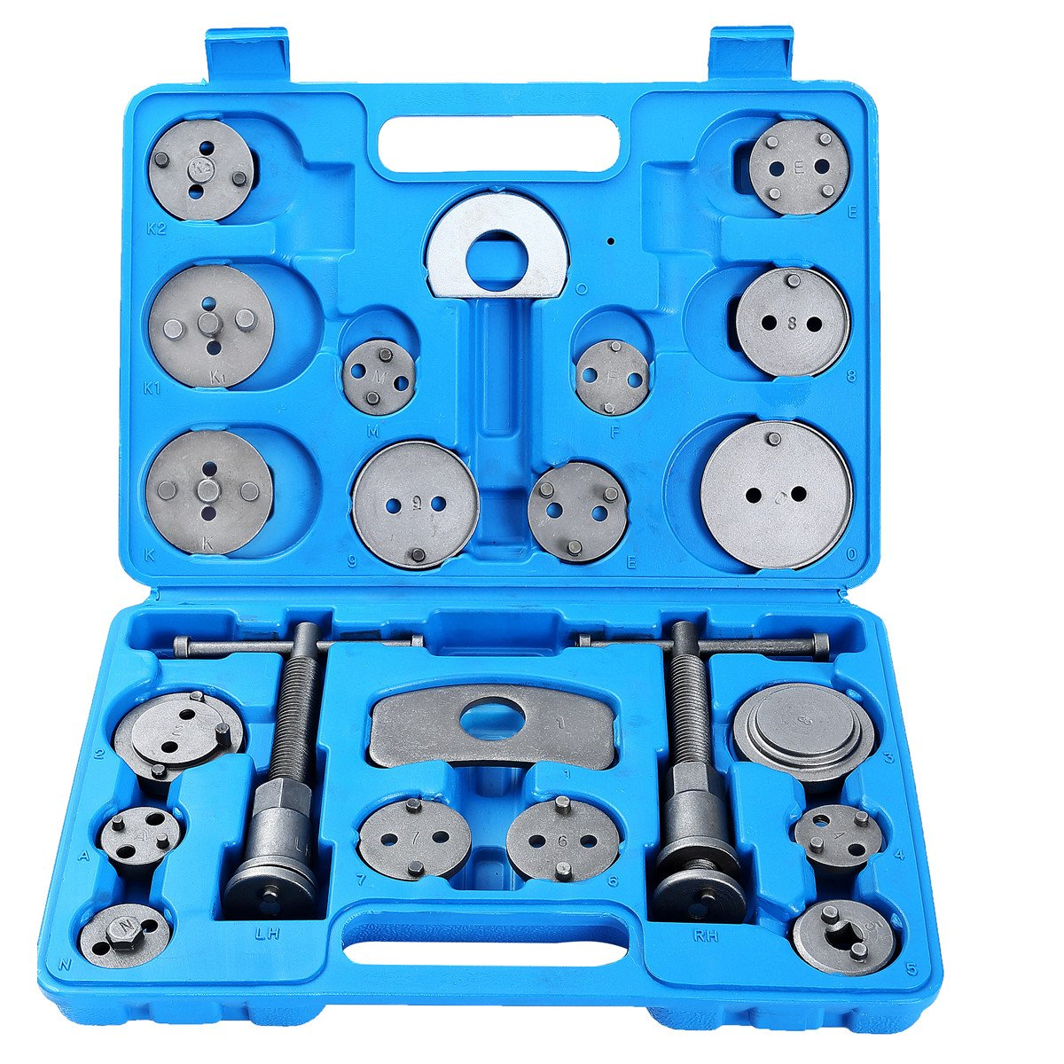 Amazon Dasbet 22pcs Heavy Duty Disc Brake Caliper Tool Set And