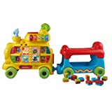 Amazon Price History for:VTech Sit-to-Stand Alphabet Train