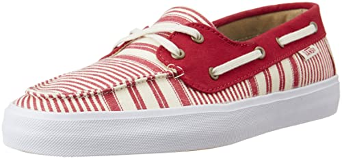 75a65a519c Vans Women s Multi-Color Stripe and Chili Pepper Sneakers -  4 UK India