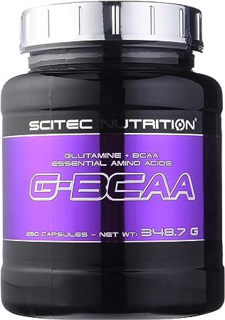 G-BCAA 250 caps.