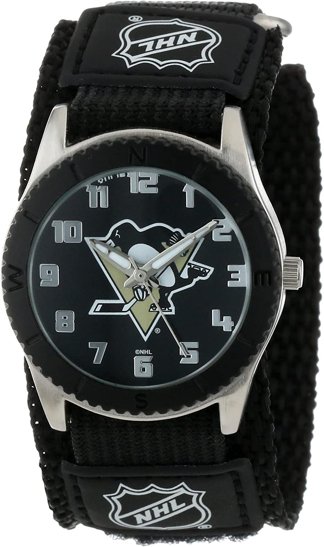 Game Time NHL Kids Rookie Watch Black