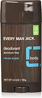 product image for Every Man Jack Aluminum Free Deodorant Fresh Scent Pack of 2
