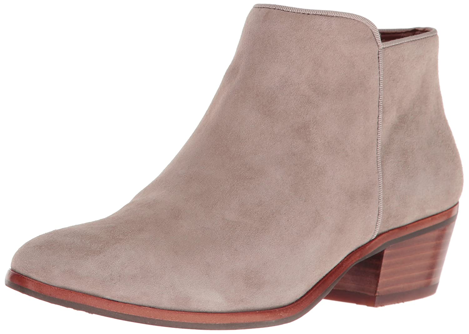 Sam Edelman Women's Petty Ankle Boot B00593P3GE 12 B(M) US|Putty Suede