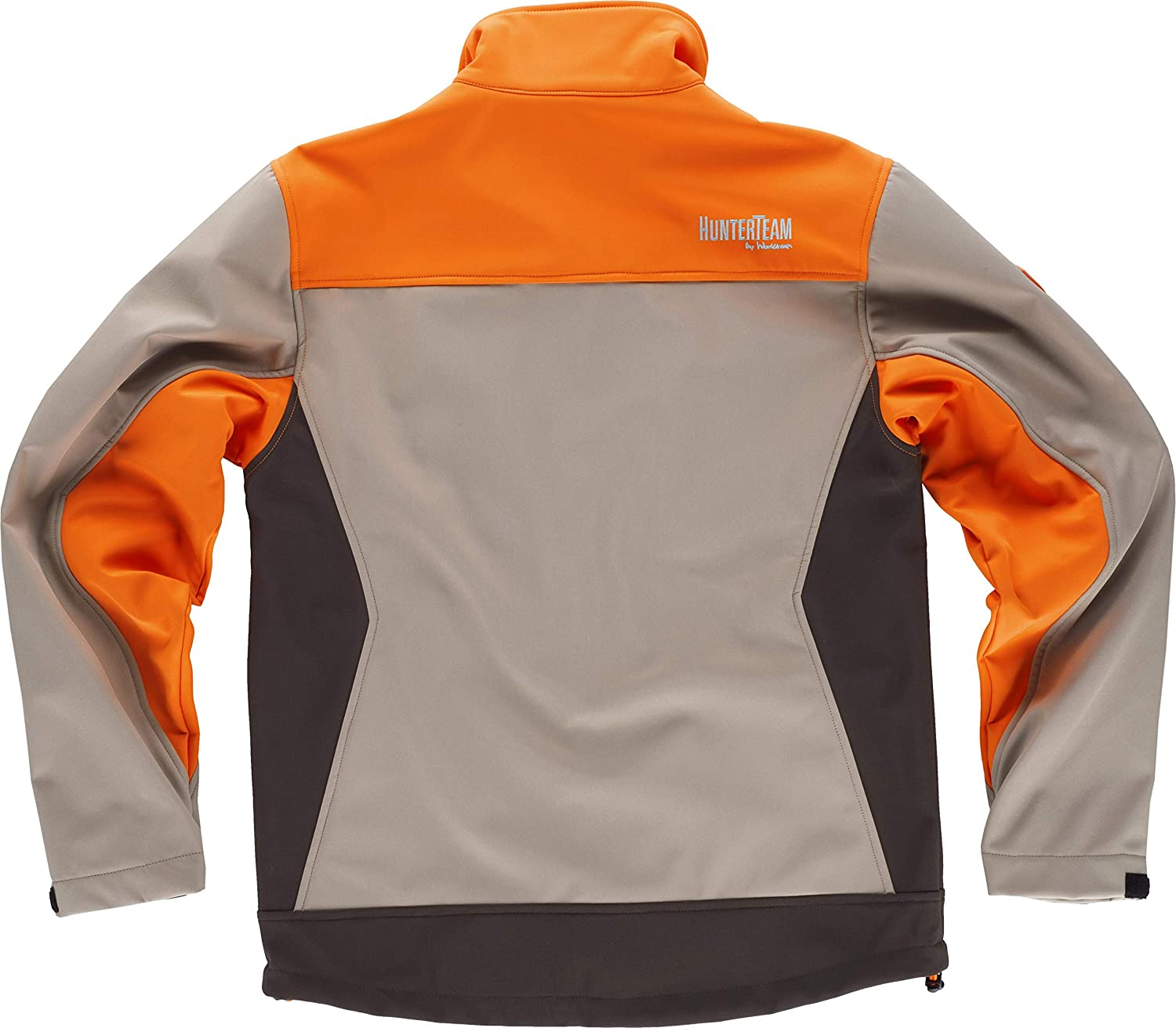 Work Team Chaqueta Caza y Pesca workshell combinada Tricolor ...