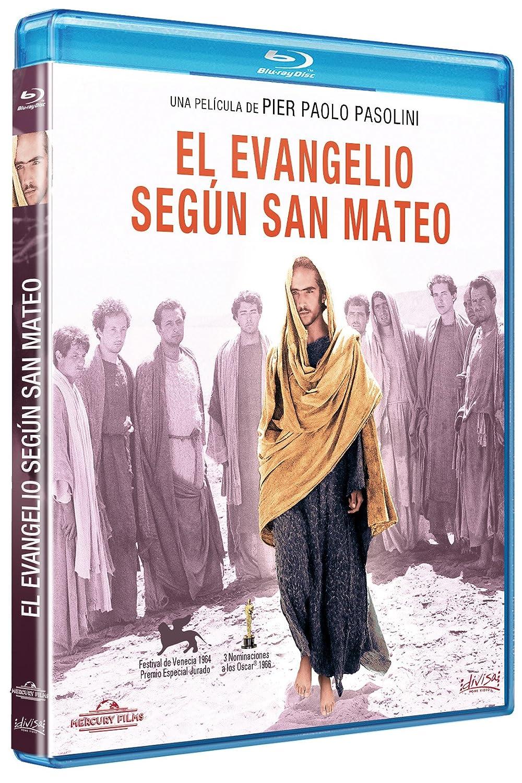 El evangelio según San Mateo [Blu-ray]