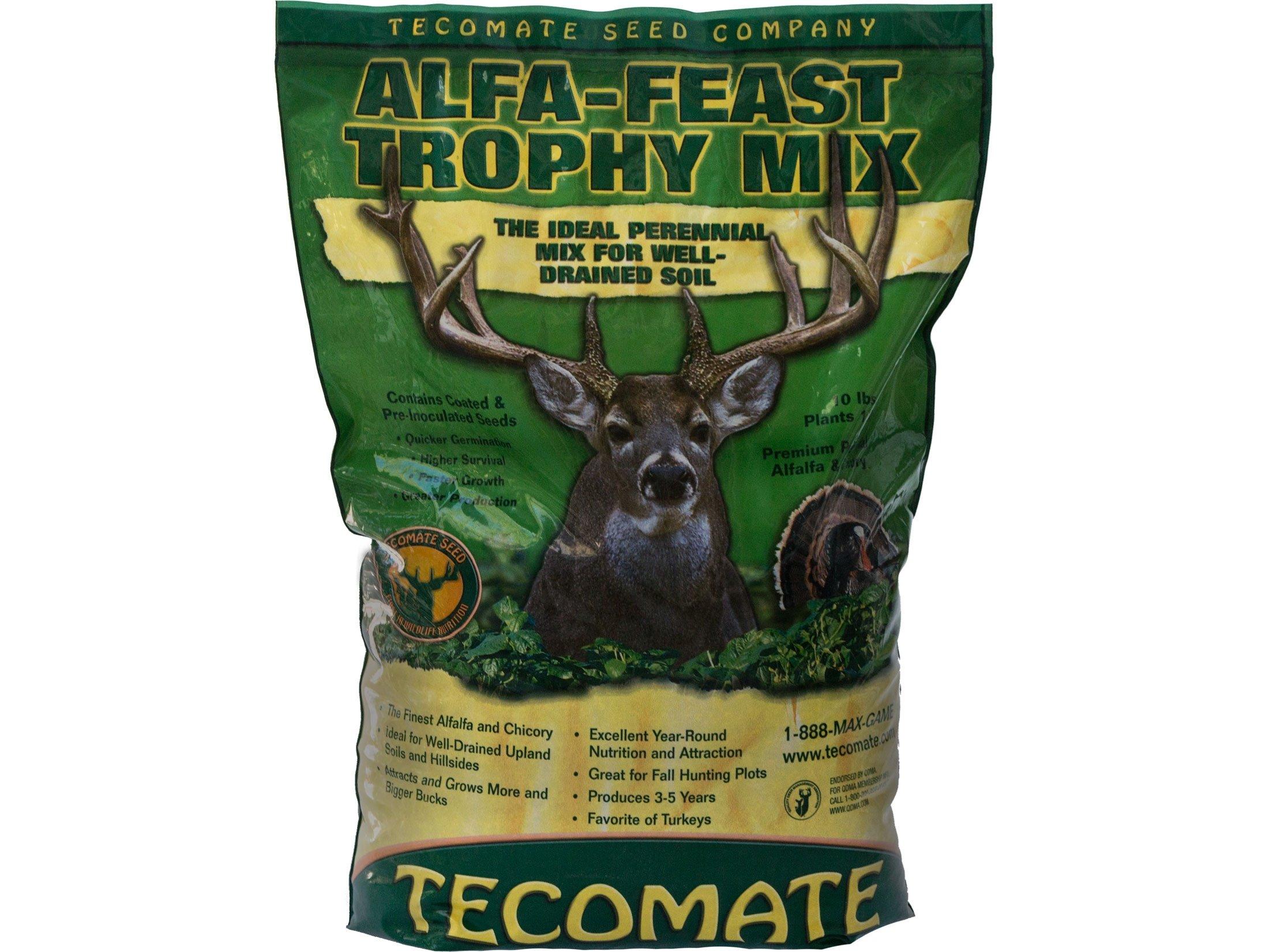 Tecomate Alfa-Feast Trophy Perennial Mix 1 acre
