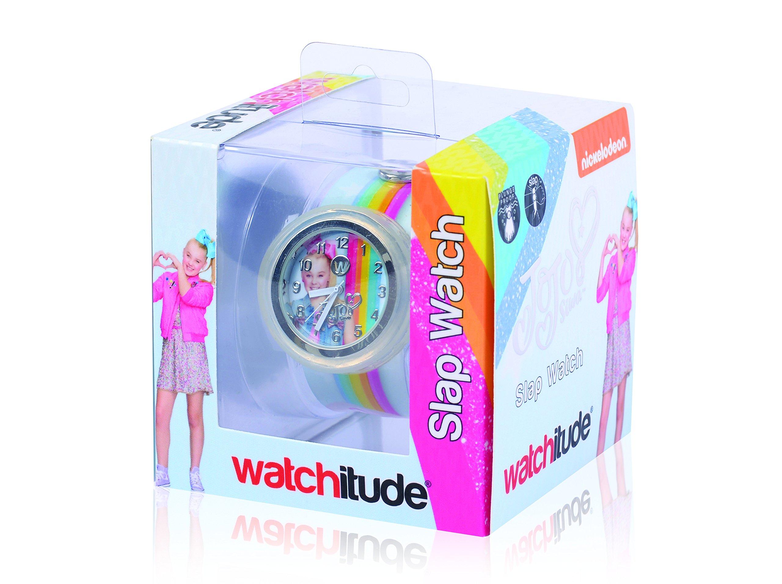 JoJo Siwa - Watchitude Plunge ProofSlap Watch - Love JoJo - Gift Box Edition