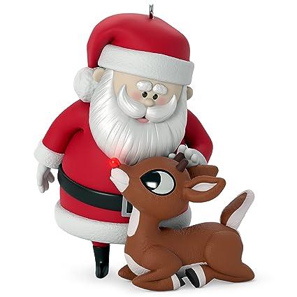 Hallmark Keepsake 2017 Rudolph The Red Nosed Reindeer Wont You Guide My Sleigh