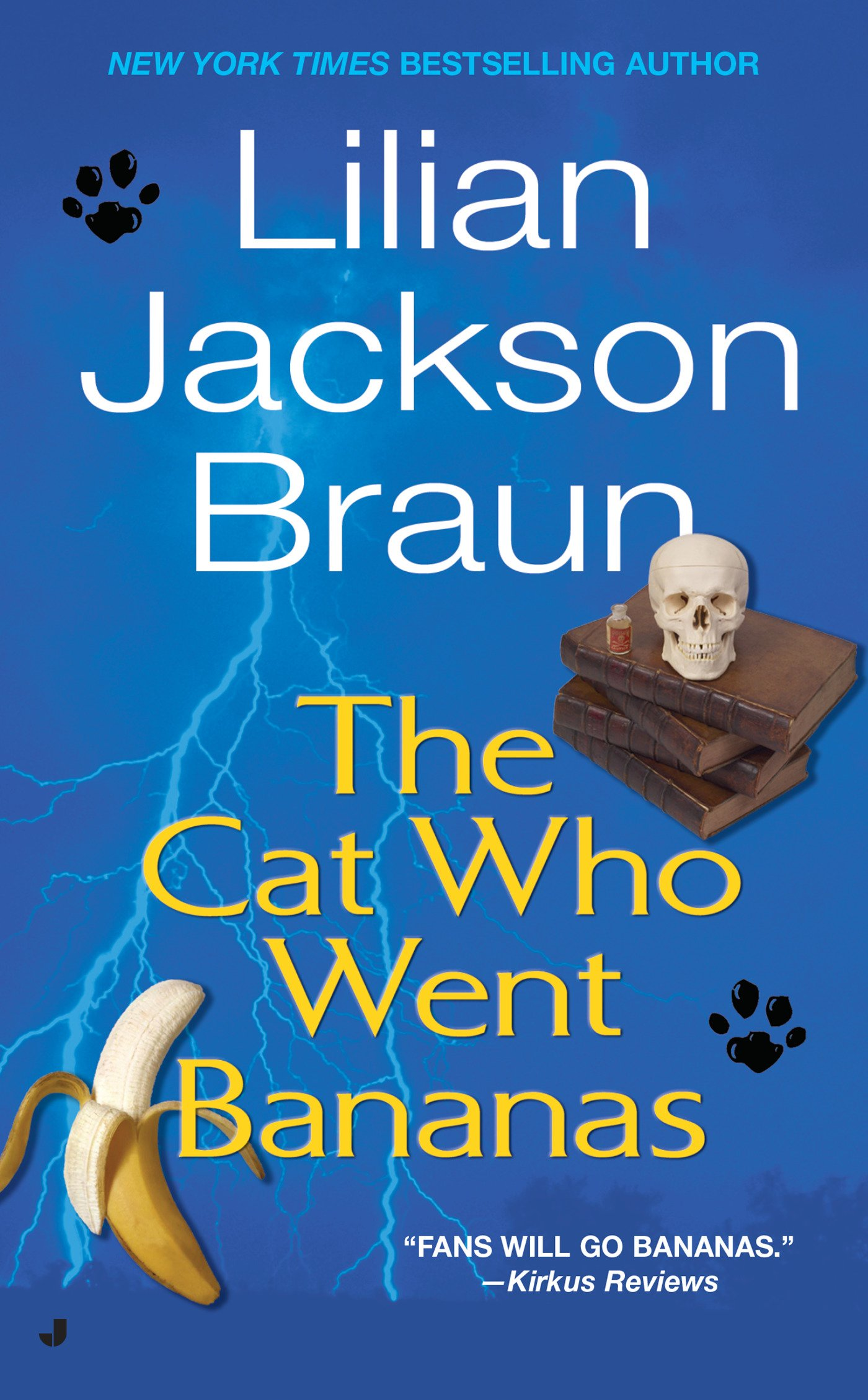The Cat Who Went Bananas  Cat Who... Book 27   English Edition