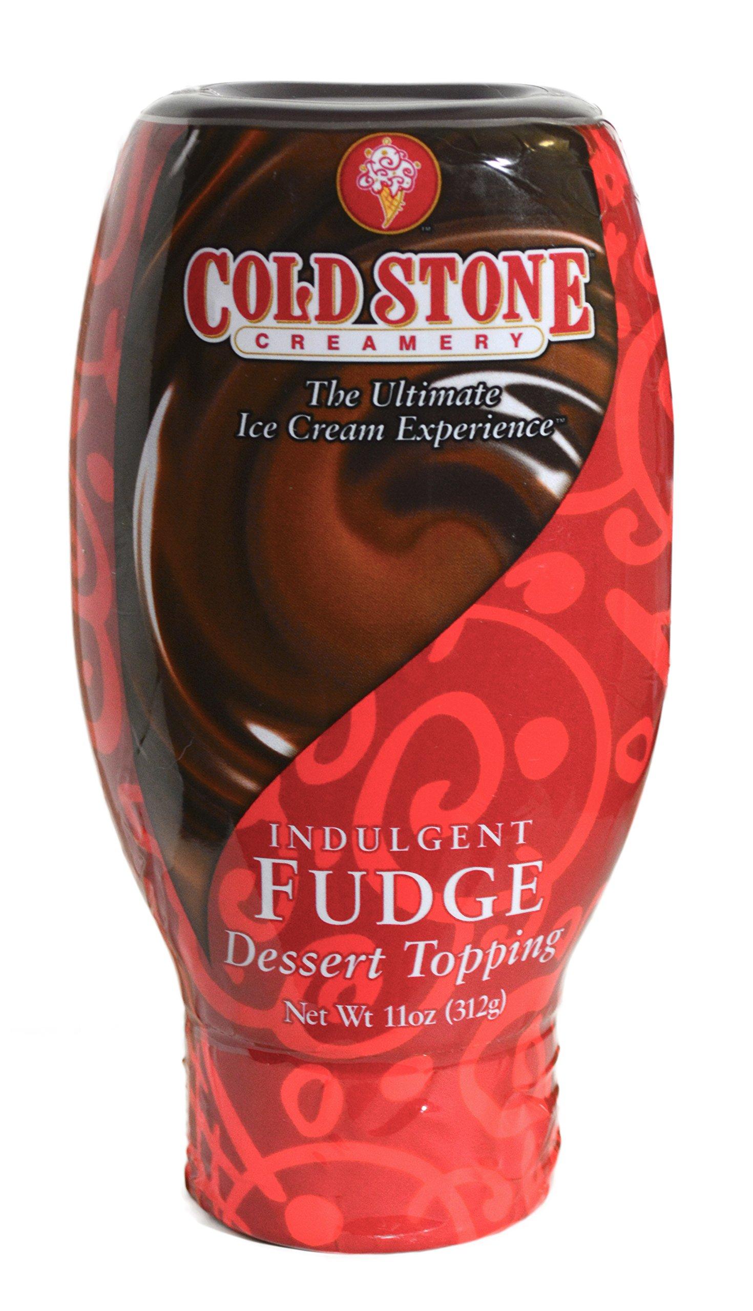 COLD STONE DESSERT TOPPER CHOCOFUDGE by Cold Stone Creamery