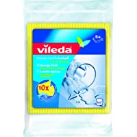 Vileda Sponge Cloth 5 Pieces
