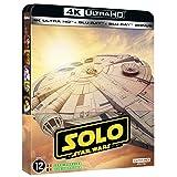 Solo: A Star Wars Story (Steelbook, inkl. 2D) [4K Blu-ray]