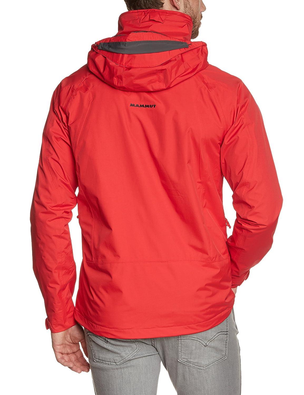 price reduced discount shop vast selection Mammut Yosh Men's Fleece Jacket inferno Size:M: Amazon.co.uk ...
