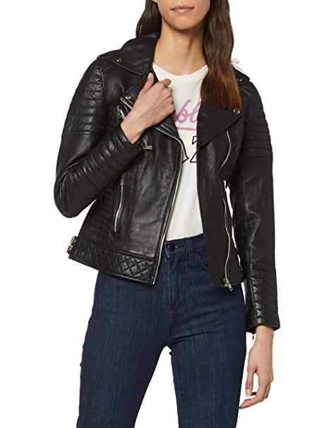 Urban Leather Michelle Leren, Chaqueta Fashion para Mujer ...