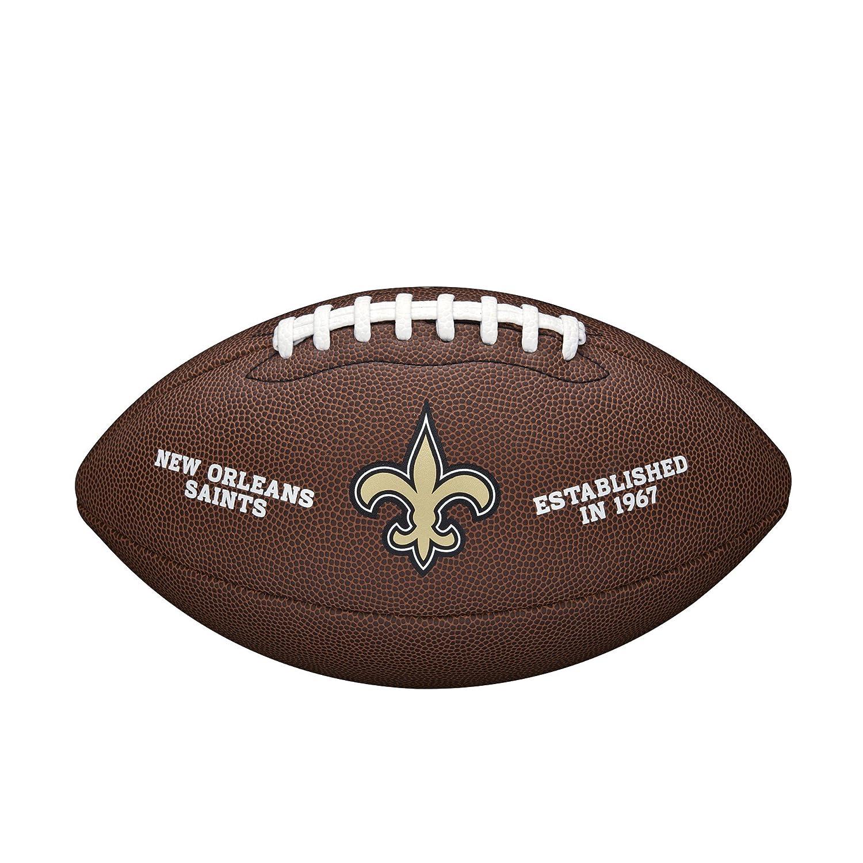 Wilson New Orleans Saints Logo Offizieller American Football WTF1748NO