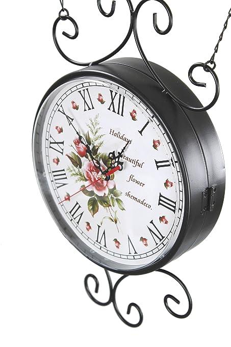 Reloj De Pared Reloj De Estación de Tren Reloj De Cocina Reloj ...