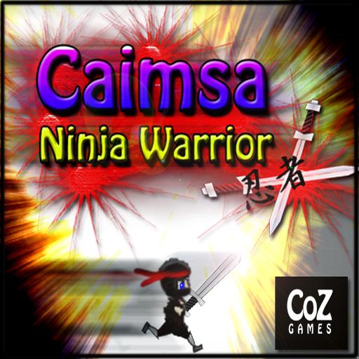 caimsa ninja warrior, 忍者戦士: Amazon.es: Appstore para Android