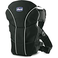 Chicco Ultrasoft Infant Carrier Black, Black
