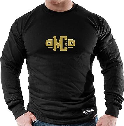 Gold/'s Gym T-Shirt GGTS060 Men/'s T-Shirt Grey