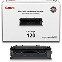 Canon 2617B001AA 120 -  Tóner para impresoras láser (5000 páginas, imageCLASS D1100 Series, negro)