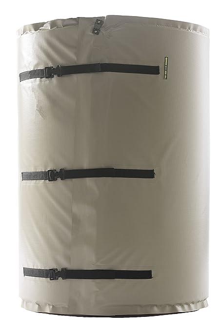 powerblanket bb200-uk con aislamiento calentador de tambor, miel barril calefacción abeja manta, fija termostato Set para mantener 43 Grado C, 200 L, ...