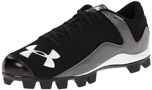 61d0bc552ec8 Under Armour Leadoff Lo Rm Black/Charcoal ( 1250077-001 ): Amazon.ca: Shoes  & Handbags