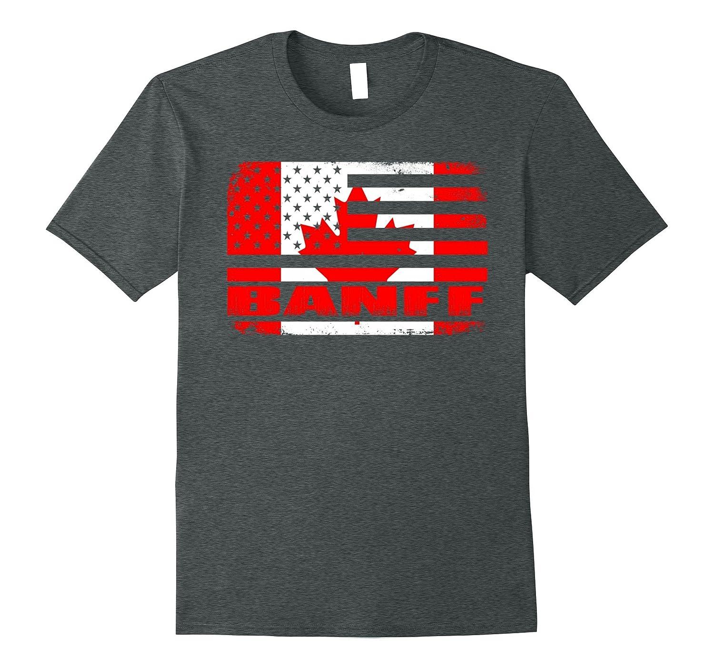 BANFF Canada gifts shirt-FL