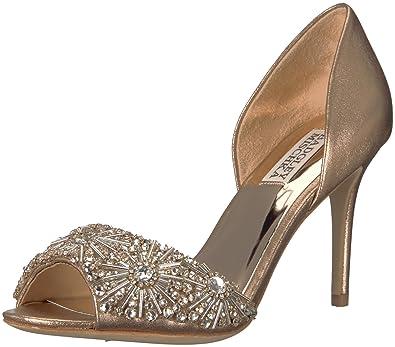 69d8c557163 Amazon.com  Badgley Mischka Women s Maria Pump  Shoes