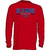 NCAA Mississippi Old Miss Rebels Men's OVB Long Sleeve Thermal Shirt