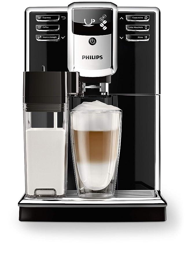 54 opinioni per Philips Serie 5000 EP5360/10 Macchina da Caffè Automatica, con Macine in