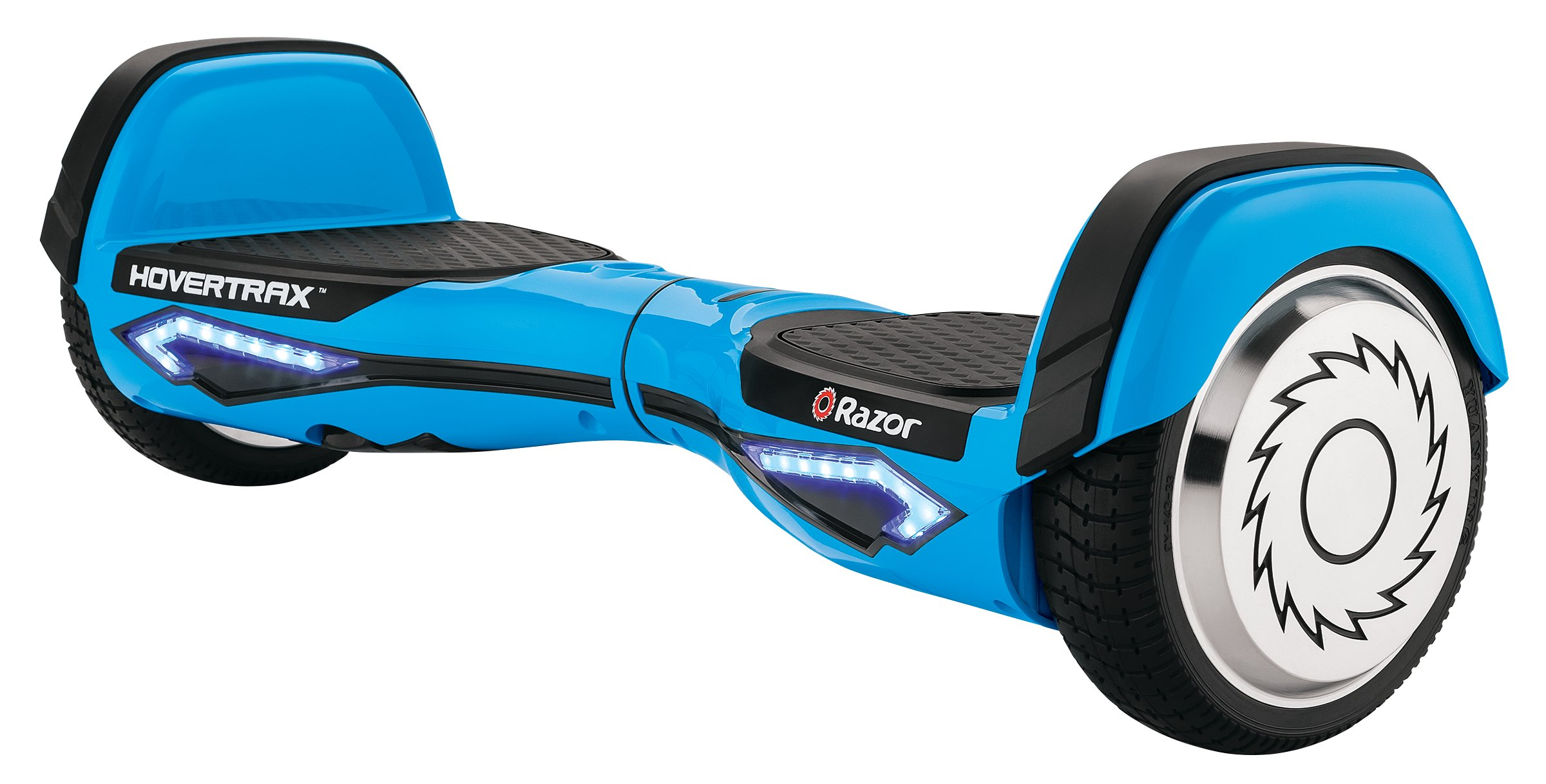 Razor Hovertrax 2.0 Hoverboard Self-Balancing Smart Scooter - Blue by Razor