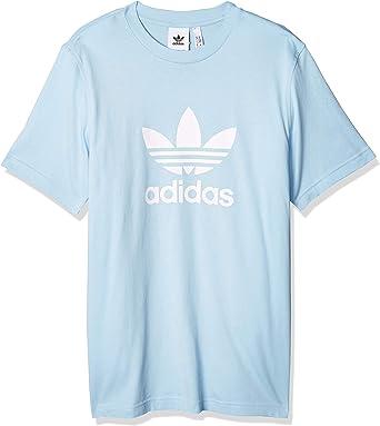 adidas Trefoil T-Shirt - Camiseta de Manga Corta Hombre: Amazon.es: Deportes y aire libre