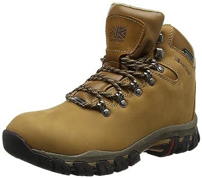 fa7e6ea8938 Karrimor Women's Mendip Nubuck Ii Weathertite High Rise Hiking Boots