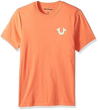 94e9fd93 Amazon.com: True Religion Men's Double Puff Tee: Clothing