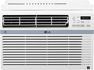 LG LW1016ER 10,000 BTU 115V Window-Mounted AIR Conditioner with Remote Control (Renewed)