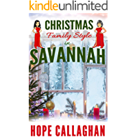 Christmas Family Style: A Garlucci Family Saga Novel (Made in Savannah Cozy Mysteries Series Book 15) book cover