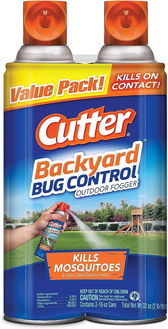 33 Cutter Backyard Bug Control Label - Labels Database 2020