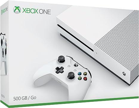 Xbox One S 500 GB Console [Importación Inglesa]: Amazon.es ...