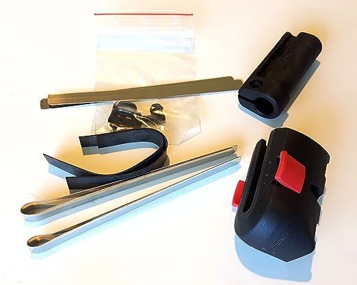 KLICKfix Twin Rahmenadapter