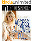 Access Allowed in FULL - 10 Book Bundle of Naughtiness