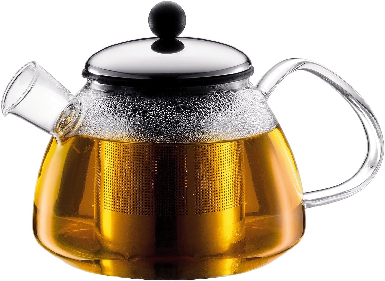 0.6 L Bodum UK Marcel Tea Press with Stainless Steel Infuser